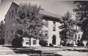 RP: Chemistry Bldg, Montana State College, BOZEMAN , Mt. , PU-1950