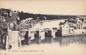 AURAY, Le Pont de Saint-Goustan, Morbihan, France, 00-10s