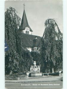 old rppc NICE VIEW Entlebuch - Lucerne Switzerland i3175