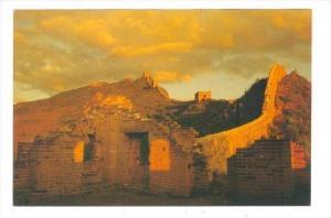 Great Wall of China, 80-90s   at Simatai