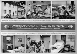 Pension Josef Eder Maria Taferal multiviews Gasthaus Hotel Interior Bedroom