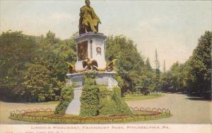 Lincoln Monument Fairmount Park Philadelphia Pennsylvania