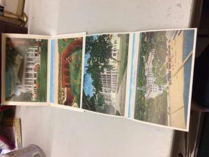 Biloxi Mississippi Souvenir folder multiple views antique pc Z50055