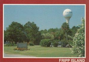 FRIPP ISLAND , South Carolina , 70-90s