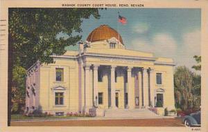 Washoe County Court House, Reno, Nevada,  PU-1950