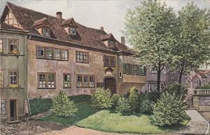 AS: Bachhaus, Eisenach, Thuringia, Germany, 00-10s