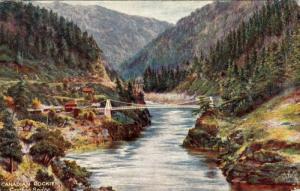 Cariboo Bridge , B.C. , Canada , PU-1911