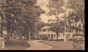 Vermont Dorset The Barrows House  Albertype