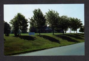 ME Entrance University of Maine MACHIAS POSTCARD PC