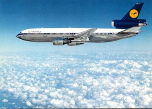 Lufthansa McDonnell Douglas DC 10