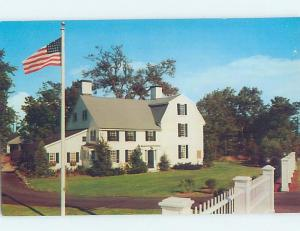 Unused Pre-1980 HISTORIC HOME Danvers - Near Salem & Boston MA c9848
