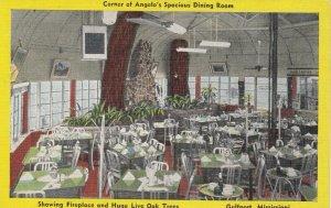 GULFPORT , Mississippi , 1930-40s ; Angelo's Restaurantl