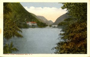 NY - Cascade Lakes, Adirondacks