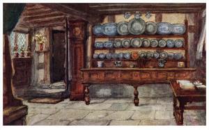 Stratford-Upon-Avon   Anne  Hathaway's Cottage   Best Room