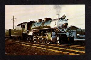 FL Southern Railroad Train JACKSONVILLE FLORIDA RR PC