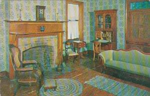 Kansas Kansas City Living Room Interior Shawnee Methodist Mission