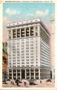 Pennsylvania Philadelphia Widener Building