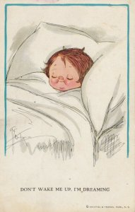 AS: G. G. WIEDERSEIM, PU-1912; Don't wake me up, I'm dreaming, Sleeping Child