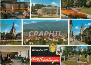 Postcard Modern Thermalkurort Bad Krozingen