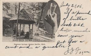 BENTON HARBOR , Michigan , 1906 ; Silver Queen , Eastman Springs
