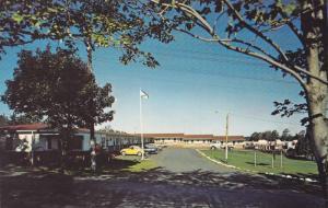 Flying Dutchman Motel, Bridgewater, Nova Scotia, Canada, 40-60´s