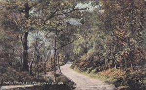 Where Twines The Path, Loch Katrine, Stirling, Scotland, UK, 1900-1910s