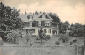 North Ferrisburg Vermont Mt Philo Inn Terrace Cottage Vintage Postcard AA7253