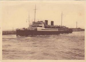 SteamerOstende-Douvres, Belgium , 20-40s