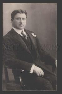 112888 YURIEV Russian DRAMA Theatre ACTOR old PHOTO LORENS