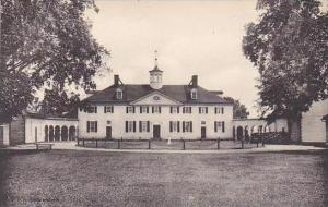 Virginia Mount Vernon The Washington Family Home The Wset Front-Albertype