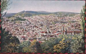 STUTTGART, Baden-Wurttemberg, Germany, 1900-1910's; General View
