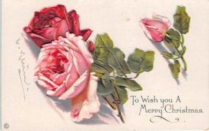 Artist Catherine Klein Postcard Old Vintage Antique Post Card Series 7 x C Wr...