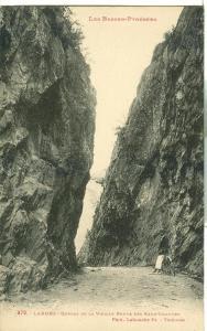 Laruns, Gorges de la Vieille Route des Eaux-Chaudes