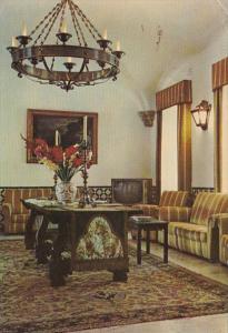 Portugal Evora Pousada Dos Loios Living Room 1979