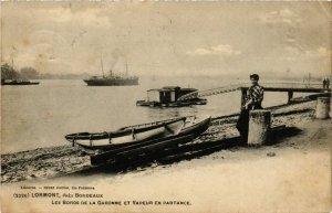 CPA LOTMONT Les Bords de la Garonne (336343)