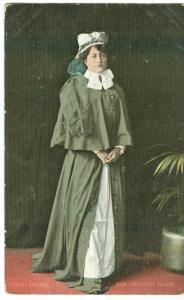 Miss Constance Collier, British Theatre & Film Actress, 1905