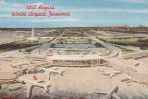 Oklahoma Oklahoma City Will Rogers World Airport Terminal