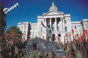 Colorado Denver Colorado State Capitol