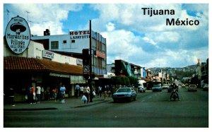 Mexico Tijuana  Aveinda Revolucion