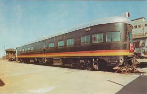3294 Kansas city southern tavern- observation car was built in 1948