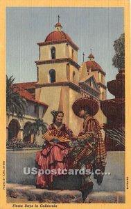 Fiesta Days - MIsc, CA