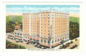 Daniel Boone Hotel, Charleston, West Virginia, 10-20s