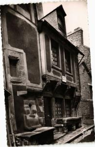 CPA DOL-de-BRETAGNE-Maison du Porche au Pain (265429)