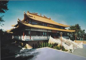 International Buddhist Society , RICHMOND , B.C. , Canada , 60-80s #2 ; Templ...