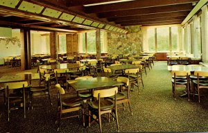 Kentucky Olive Hill Caveland Lodge Dining Room Carter Caves State Park