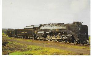 Delaware & Hudson Railway Sesquicentennial 1973 Postcard
