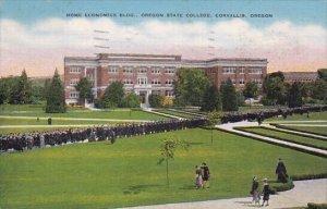 Home Economics Building Oregon State College Corvallis Oregon 1942