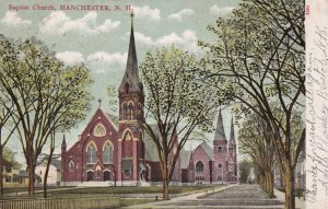 MANCHESTER , New Hampshire, 1907 ; Baptist Church