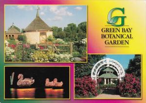 Wisconsin Green Bay Botanical Garden Multi View
