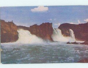 Chrome WATERFALL SCENE Twin Falls Idaho ID AG3840